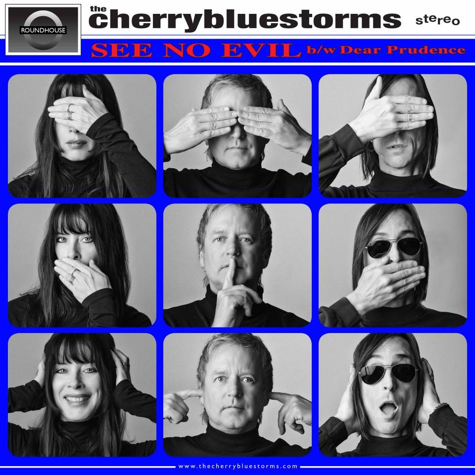 "See No Evil - 7"" vinyl single by The Cherry Bluestorms"